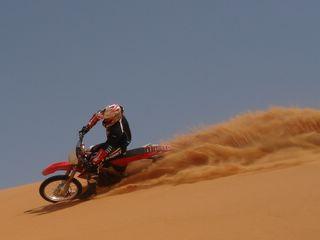 moto au Maroc: Christian