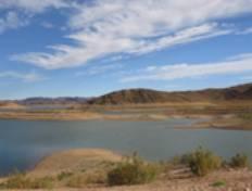 Circuit quad au Maroc, Lac de Ouarzazte