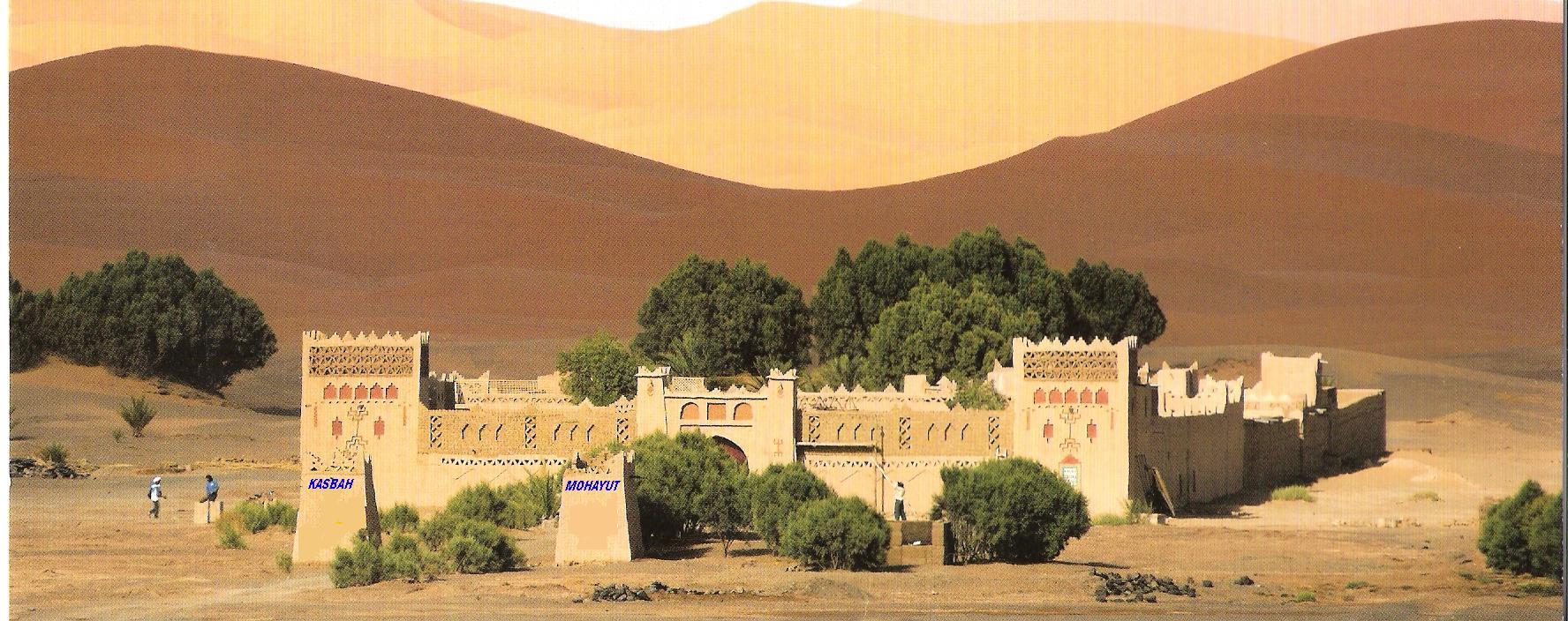Kasbah Hotel Hotels Merzouga Kasbah
